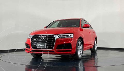 Audi Q3 S Line (180 hp) usado (2018) color Rojo precio $469,999