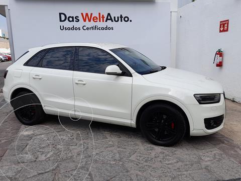 Audi Q3 Luxury (170 hp) usado (2013) color Blanco precio $235,000