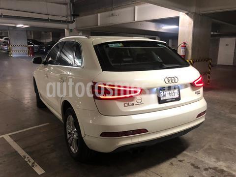Audi Q3 S Line (170 hp) usado (2014) color Blanco precio $255,000