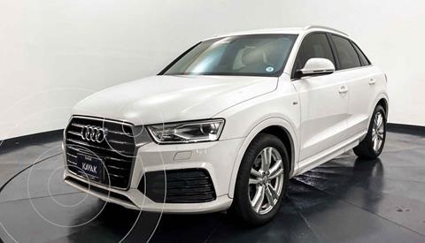 Audi Q3 Elite (180 hp) usado (2017) color Blanco precio $347,999