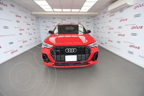 Audi Q3 S Line (180 hp) usado (2021) color Rojo precio $910,126