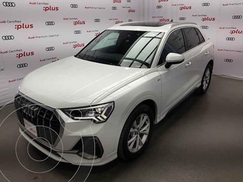 Audi Q3 40 TFSI S Line usado (2020) color Blanco precio $739,000