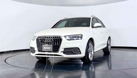 Audi Q3 S Line (170 hp) usado (2013) color Blanco precio $262,999