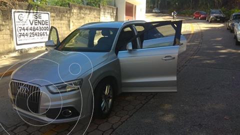 Audi Q3 S Line (170 hp) usado (2013) color Gris Daytona precio $215,000