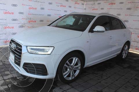 Audi Q3 S Line (180 hp) usado (2017) color Blanco precio $420,000