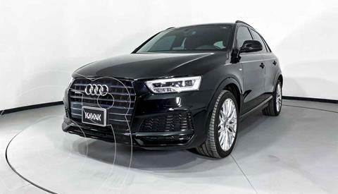 Audi Q3 S Line (180 hp) usado (2018) color Negro precio $499,999