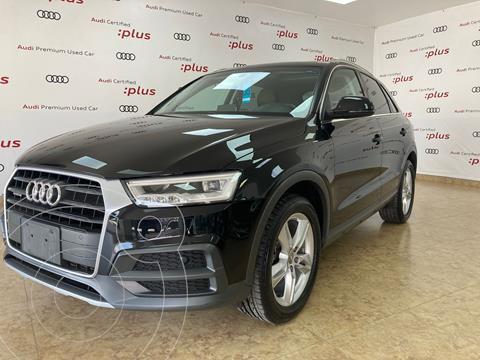Audi Q3 Elite (220Hp) usado (2017) color Negro precio $420,000