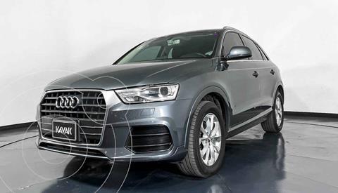Audi Q3 Elite (180 hp) usado (2017) color Gris precio $327,999