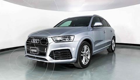 Audi Q3 Elite (180 hp) usado (2017) color Plata precio $337,999