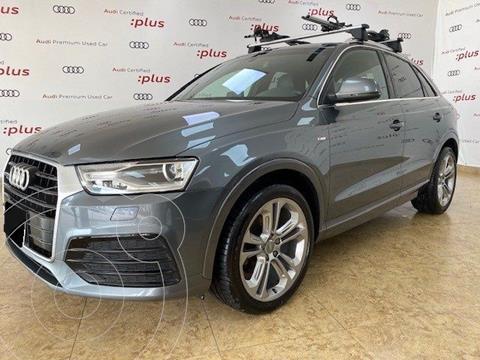 Audi Q3 S Line (180 hp) usado (2017) color Gris Oscuro precio $430,000