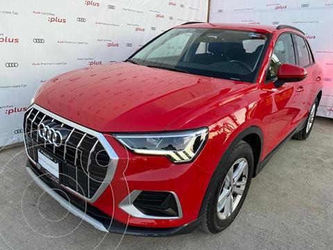 Audi Q3 35 TFSI Dynamic usado (2020) color Rojo precio $615,000