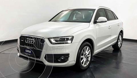 Audi Q3 Luxury (170 hp) usado (2015) color Blanco precio $307,999