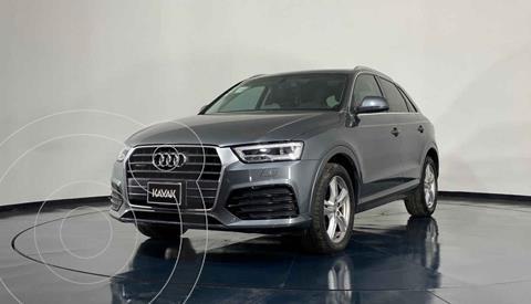 Audi Q3 Elite (180 hp) usado (2018) color Gris precio $494,999