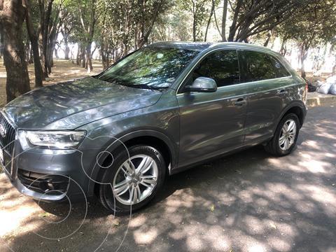 Audi Q3 Luxury (211Hp) usado (2013) color Plata Hielo precio $199,900