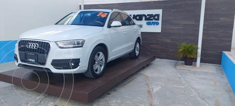 Audi Q3 Land of Quattro (211Hp) usado (2014) color Blanco precio $310,000