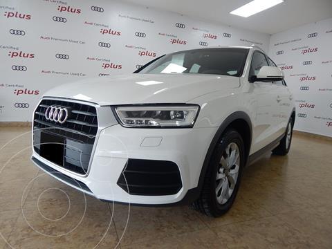Audi Q3 Luxury (150 hp) usado (2016) color Blanco precio $340,000