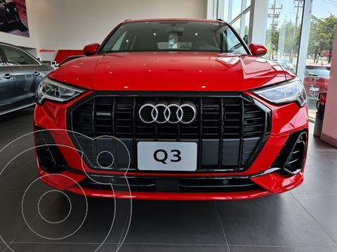 Audi Q3 40 TFSI S Line nuevo color Rojo precio $864,900
