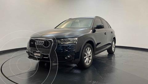 Audi Q3 Trendy usado (2013) color Negro precio $232,999