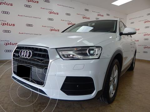 Audi Q3 Elite (180 hp) usado (2016) color Blanco precio $340,000