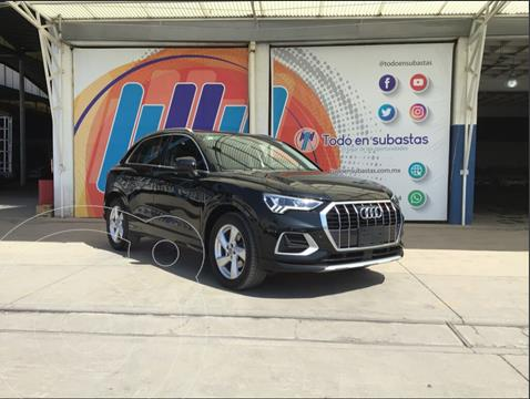 Audi Q3 35 TFSI S Line  usado (2020) color Negro precio $420,000
