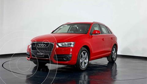 Audi Q3 Luxury (170 hp) usado (2015) color Rojo precio $317,999