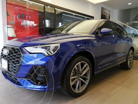 Audi Q3 35 TFSI Select Sportback  nuevo color Blanco Glaciar precio $774,900
