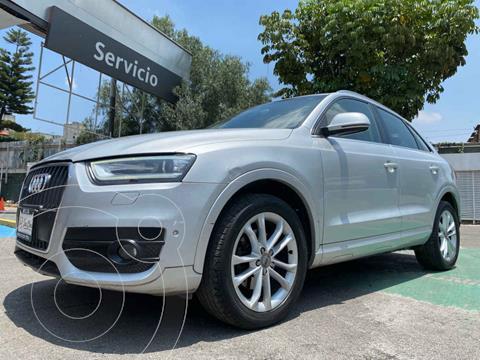 Audi Q3 Elite (180 hp) usado (2014) color Plata precio $287,000