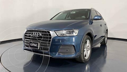 Audi Q3 Elite (180 hp) usado (2017) color Azul precio $349,999