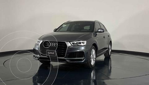 Audi Q3 S Line (180 hp) usado (2018) color Gris precio $464,999