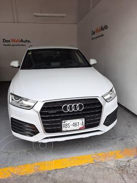 Audi Q3 2.0T 220HP S LINE S TRONIC usado (2016) color Blanco Glaciar precio $355,000