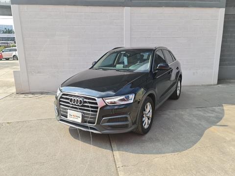 Audi Q3 Luxury (150 hp) usado (2017) color Negro Phantom precio $345,000