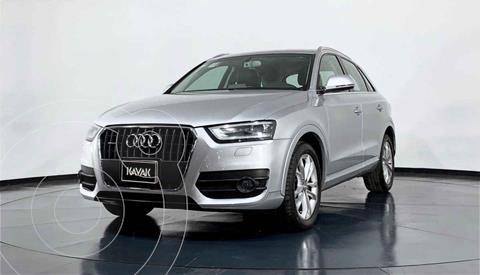 Audi Q3 Elite (180 hp) usado (2014) color Plata precio $320,999