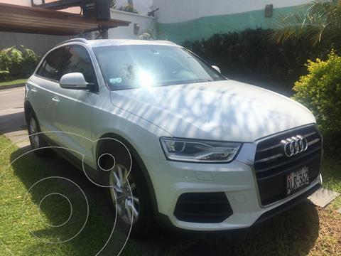 Audi Q3 1.4 T FSI S-tronic usado (2016) color Blanco precio u$s10,500