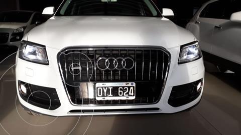Audi Q5 2.0 T FSI Quattro (225Cv) usado (2014) color Blanco Glaciar precio u$s24.000