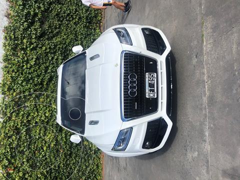 Audi Q5 2.0 T FSI Quattro (225Cv) Tiptronic usado (2013) color Blanco precio $3.700.000