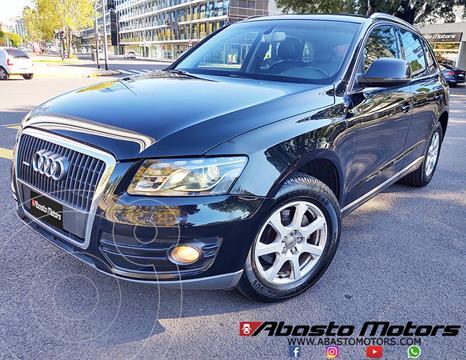 Audi Q5 2.0 T FSI Quattro usado (2010) color Negro Phantom precio u$s15.900