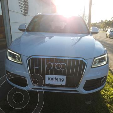 Audi Q5 2.0 T FSI Quattro usado (2013) color Blanco Ibis precio u$s19.900