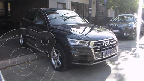 Audi Q5 2.0 T FSI S-Tronic Quattro usado (2019) color Gris precio u$s64.900