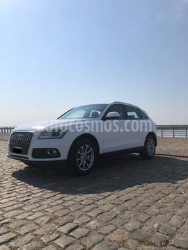 Audi Q5 2.0 T FSI Quattro (225Cv) Tiptronic usado (2014) color Blanco Glaciar precio u$s24.000