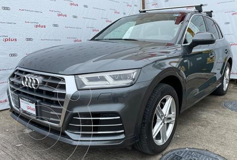 Audi Q5 2.0L T S Line usado (2018) color Gris precio $679,000