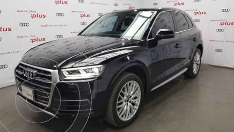 Audi Q5 2.0L T Elite usado (2018) color Blanco precio $585,000