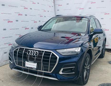 Audi Q5 2.0L T Elite usado (2021) color Azul precio $995,000