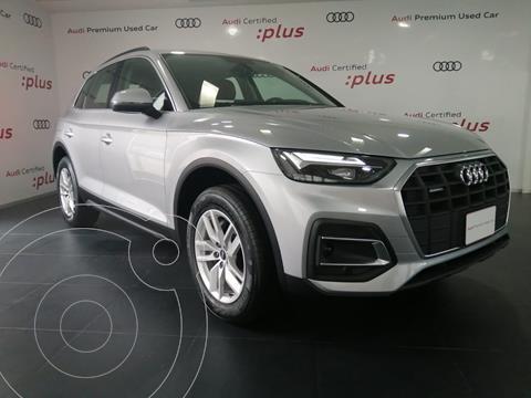 Audi Q5 2.0T Dynamic  usado (2021) color Plata financiado en mensualidades(mensualidades desde $12,379)