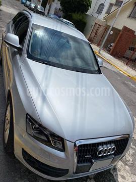 Audi Q5 2.0L T FSI Luxury usado (2011) color Plata precio $185,000