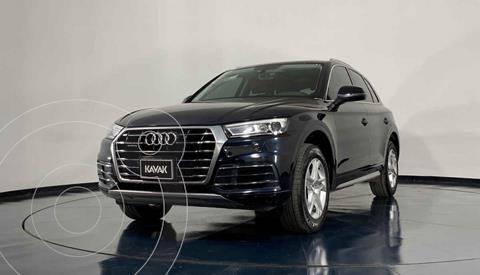 Audi Q5 2.0L T Select usado (2018) color Cafe precio $574,999