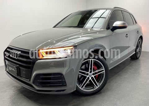 foto Audi Q5 2.0L T Security Quattro VR4 usado (2020) color Gris precio $965,000