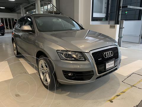 Audi Q5 3.2L FSI Elite usado (2011) color Plata Dorado precio $240,000