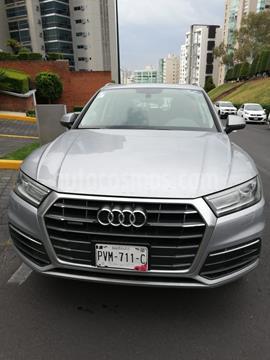 Audi Q5 2.0L T Select usado (2018) color Plata precio $514,787