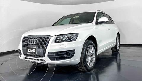 Audi Q5 2.0L T FSI Luxury usado (2011) color Blanco precio $244,999