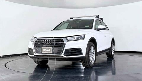Audi Q5 2.0L T Dynamic  usado (2018) color Blanco precio $579,999